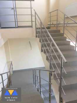 Лестничные ограждения в Павловской слободе