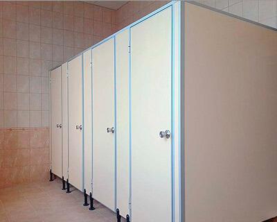 Сантехнические перегородки для офисного пространства